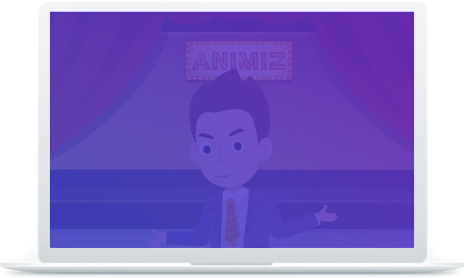 animated Online video